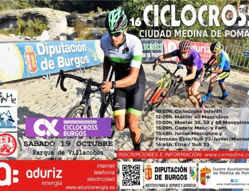 Presentación carteles CX Medina de Pomar 2019