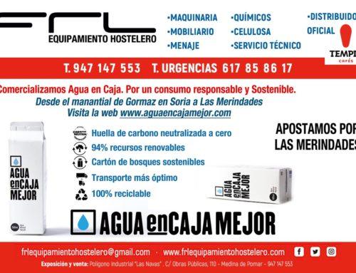 Colaboración de Frl Equipamiento Hostelero con Cx Medina